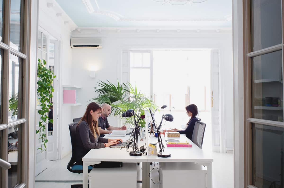 Virtual Room Designers Barcelona Coworking Spaces Barcelona Navigator