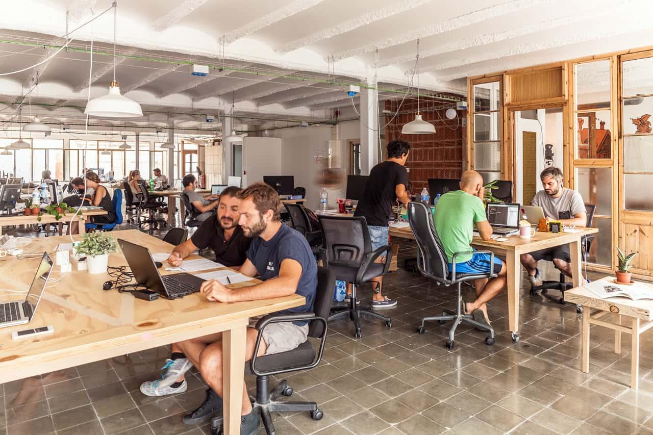 Barcelona Coworking Meeting Rooms