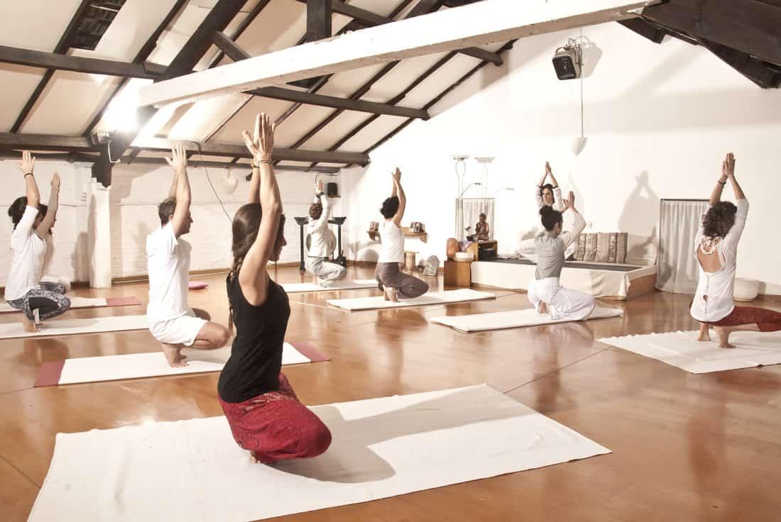 Barcelona yoga studios barcelona navigator for A beautiful you at vesuvio salon studios