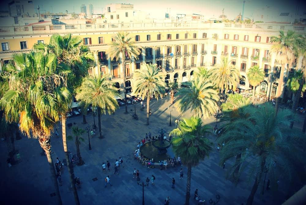 Top 22 roof terraces in barcelona barcelona navigator - Hotel reial barcelona ...