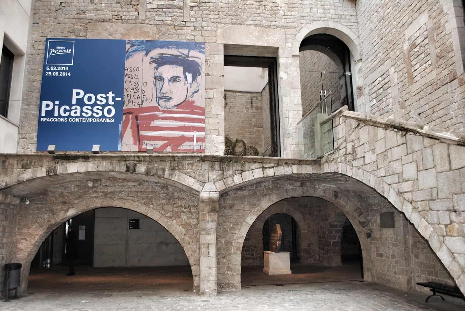 Museu Picasso - Barcelona Navigator