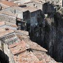 Castellfollit de la Roca Basalt Cliff