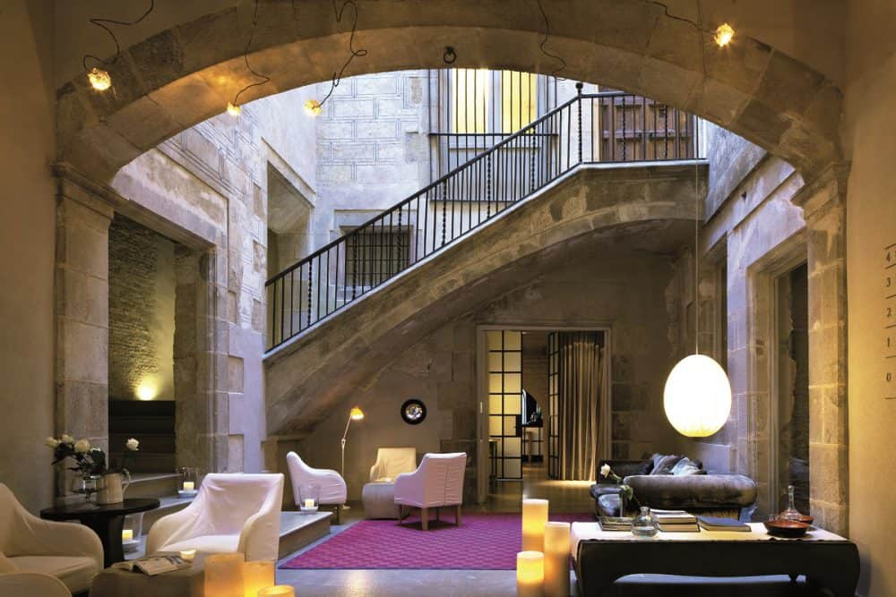 Best boutique hotels in barcelona for Top luxury boutique hotels