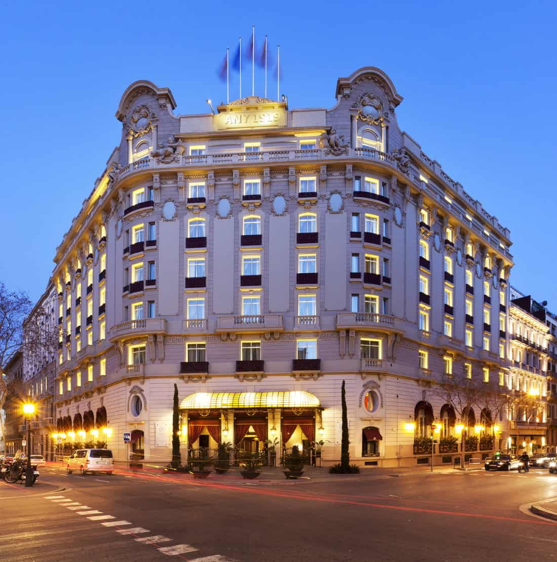 Best Hotels In El Born Barcelona