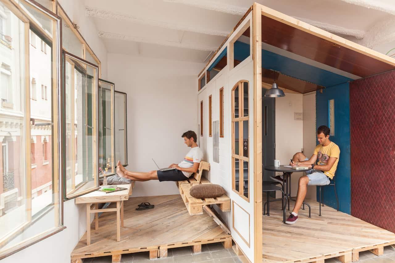 barcelona coworking spaces 2018 update. Black Bedroom Furniture Sets. Home Design Ideas