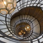 Cotton House Hotel Spiral Staircase
