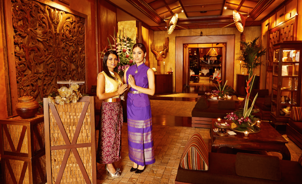 Thai barcelona royal cuisine barcelona navigator