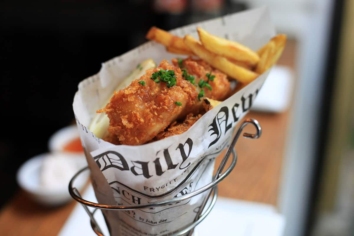 The Fish & Chips S...