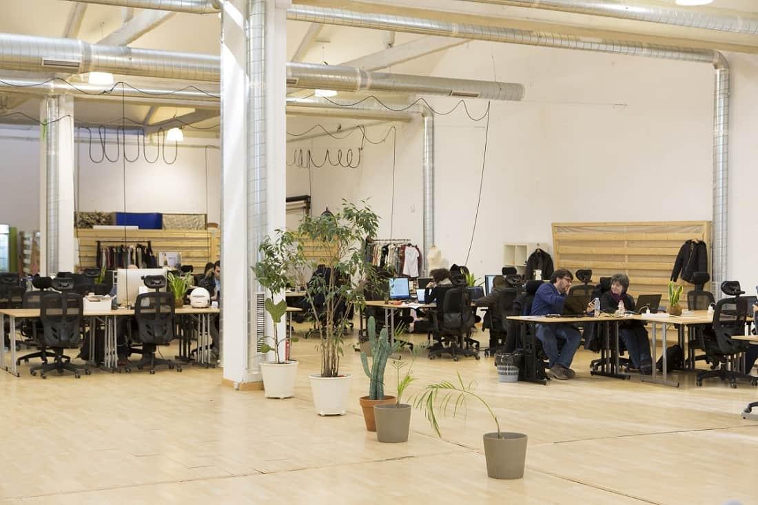 CREC Barcelona Coworking Sala B