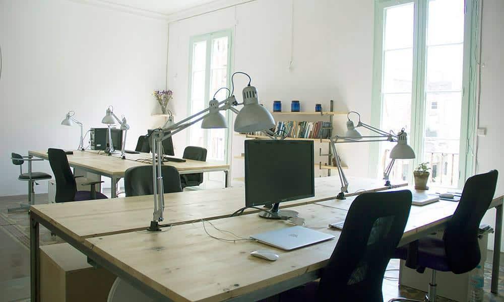 Erra Coworking Space Barcelona