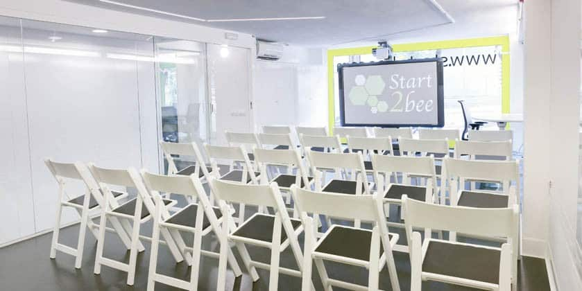 Start2bee Coworking Gracia Barcelona