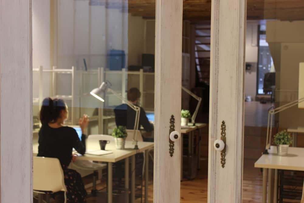 RavalCo Coworking Space Raval Barcelona