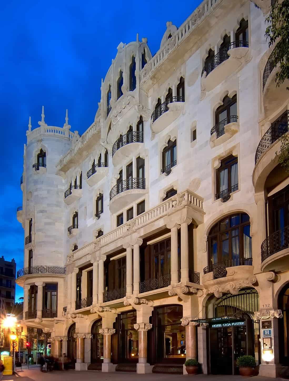 Hotel Casa Fuster Barcelona Navigator