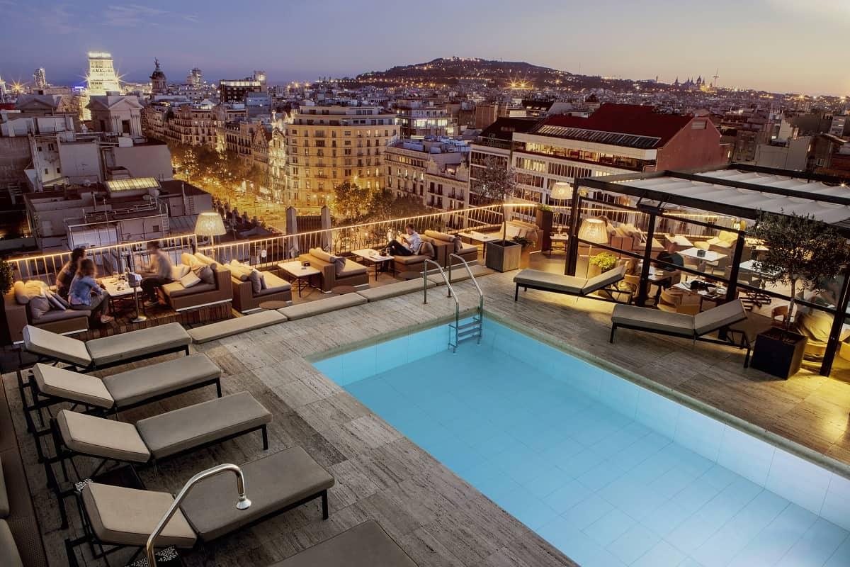 La Dolce Vitae at Majestic Hotel