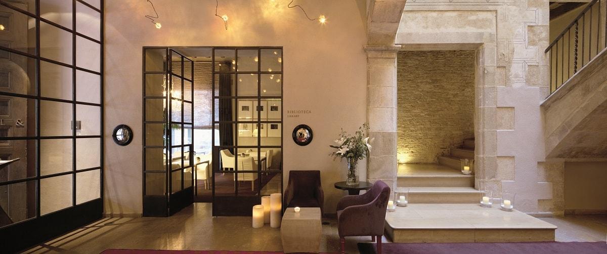 Hotel Neri Interior