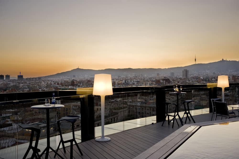 Top 29 Roof Terraces In Barcelona 2020 Stunning Rooftop Views