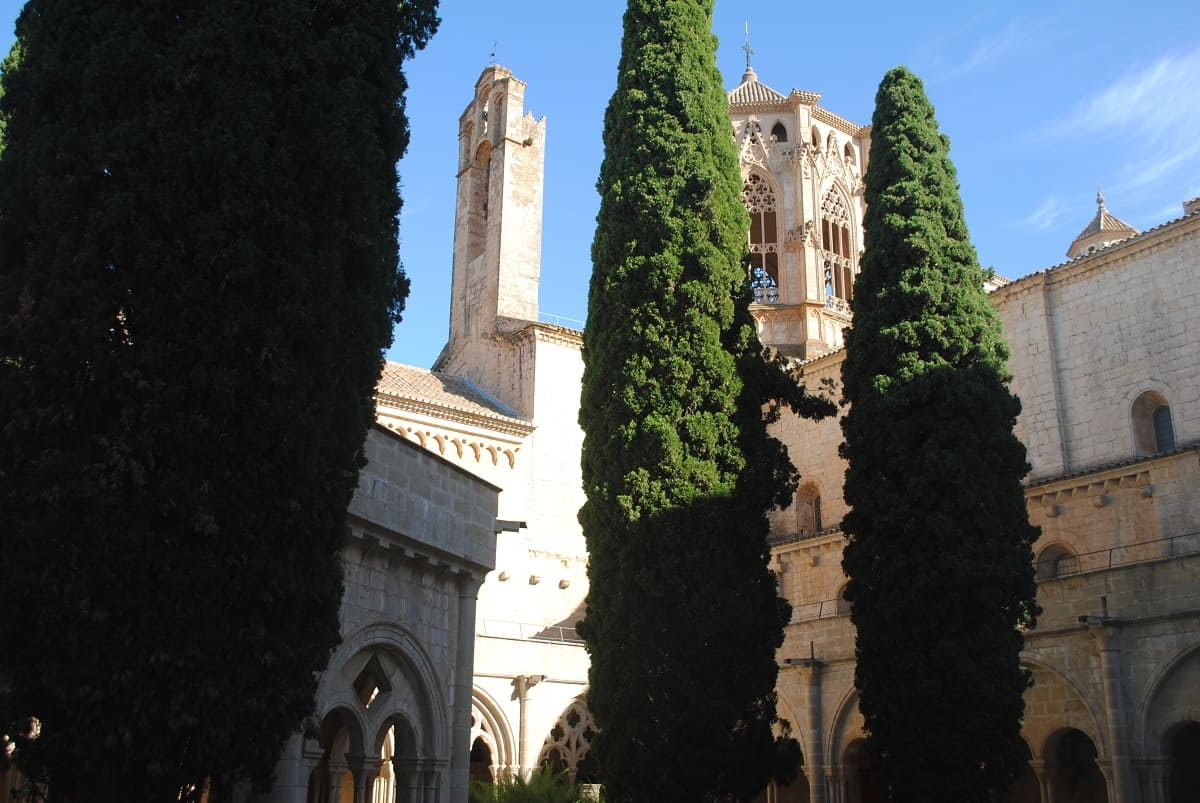 Coisters View Poblet Monastery