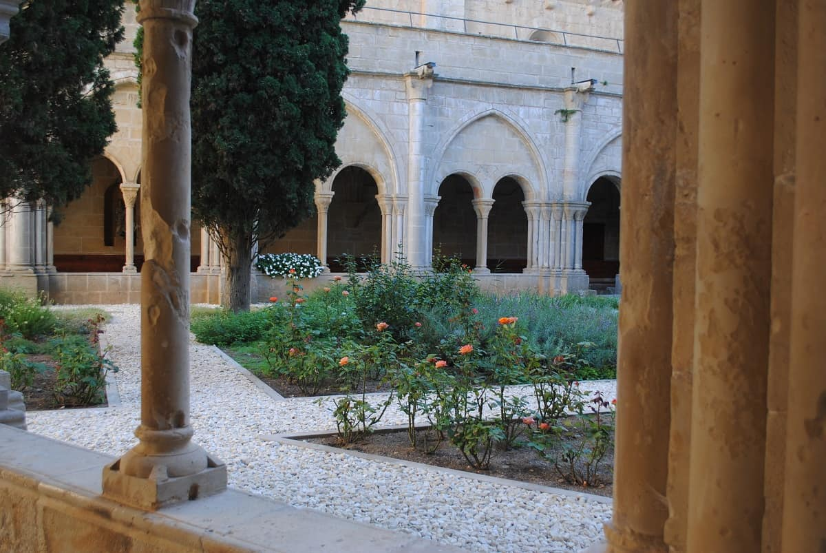 Poblet Cloisters