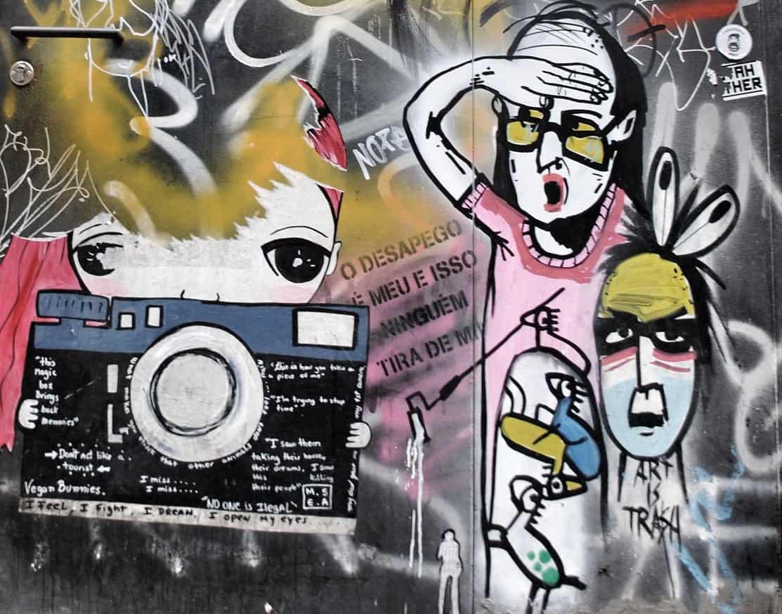 Barcelona Street Art, Sant Antoni