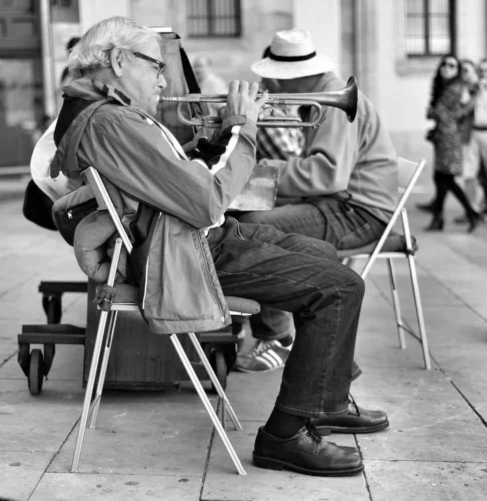 Barcelona Street Musicians