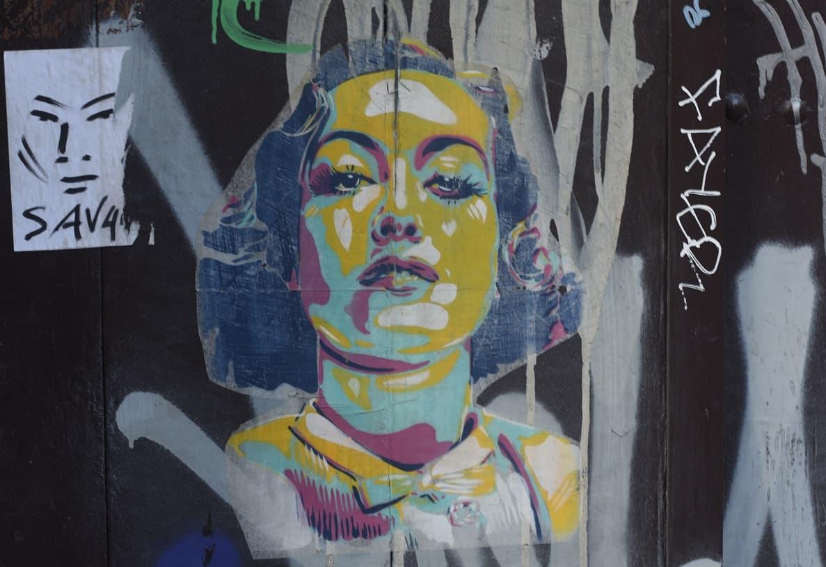 Street Art, Carrer de la Princesa
