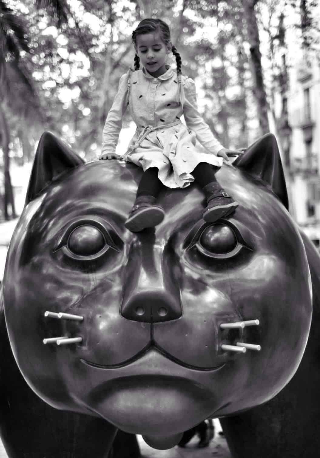 El Gato de Botero