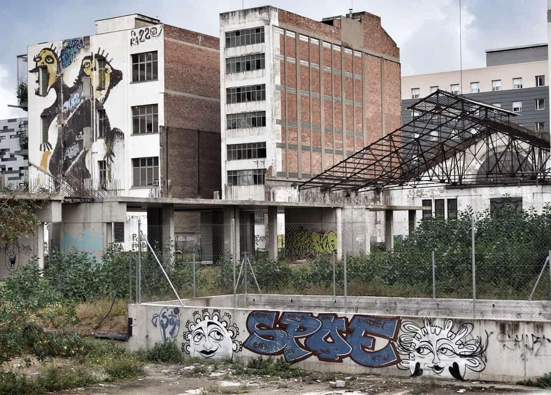 Poble Nou Graffiti