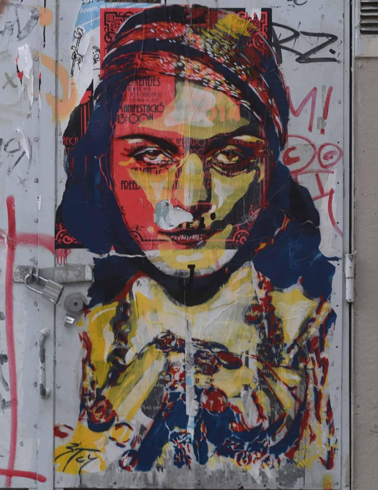 Poble Sec Street Art
