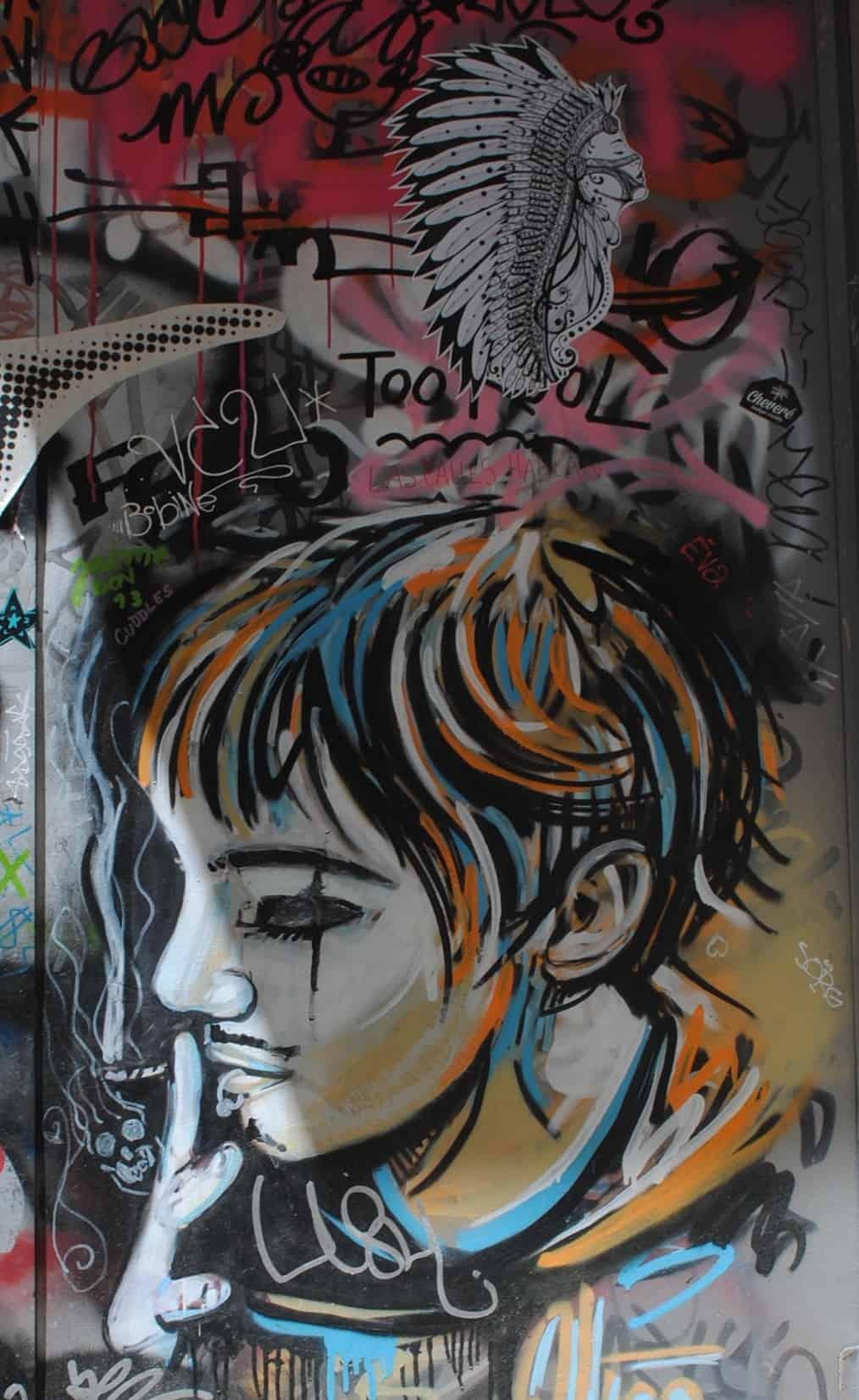 Street Art El Born Barcelona