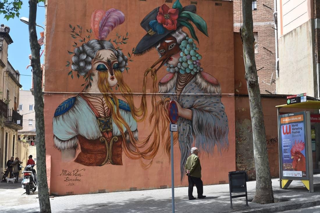 Surreal Street Art By Miss Van