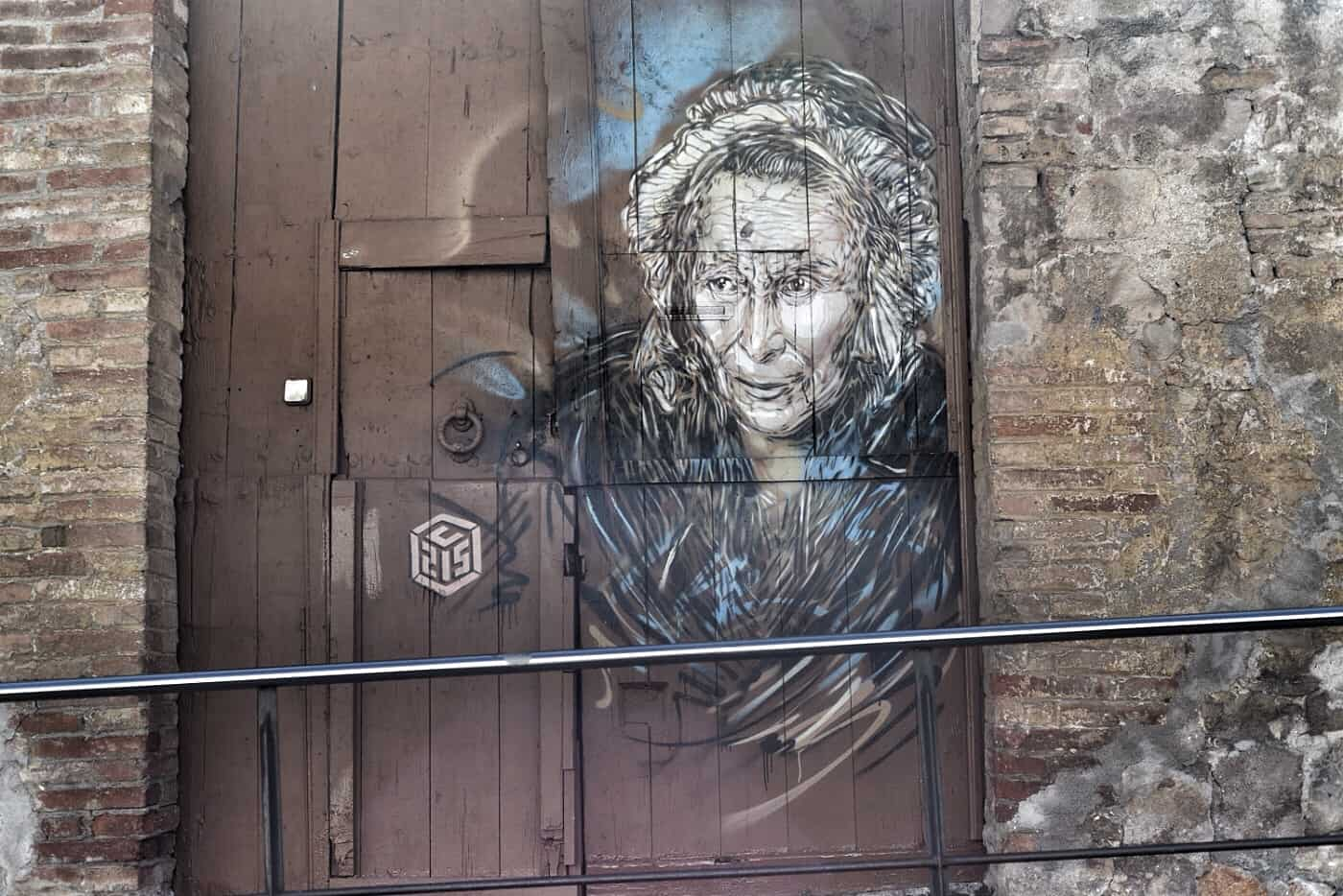 C215 Street Art Barcelona