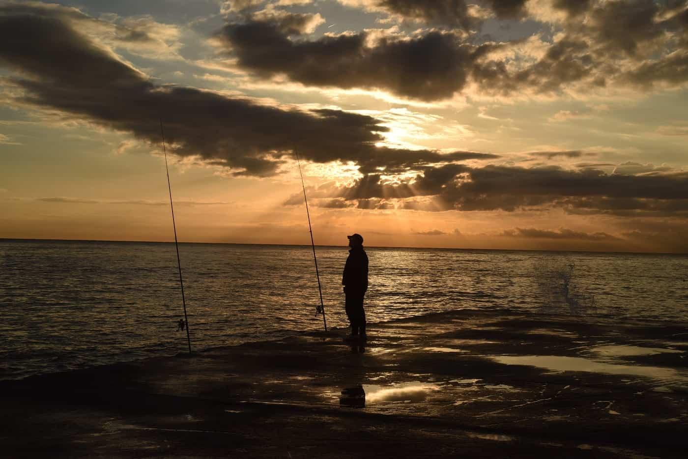 Barceloneta Fisherman