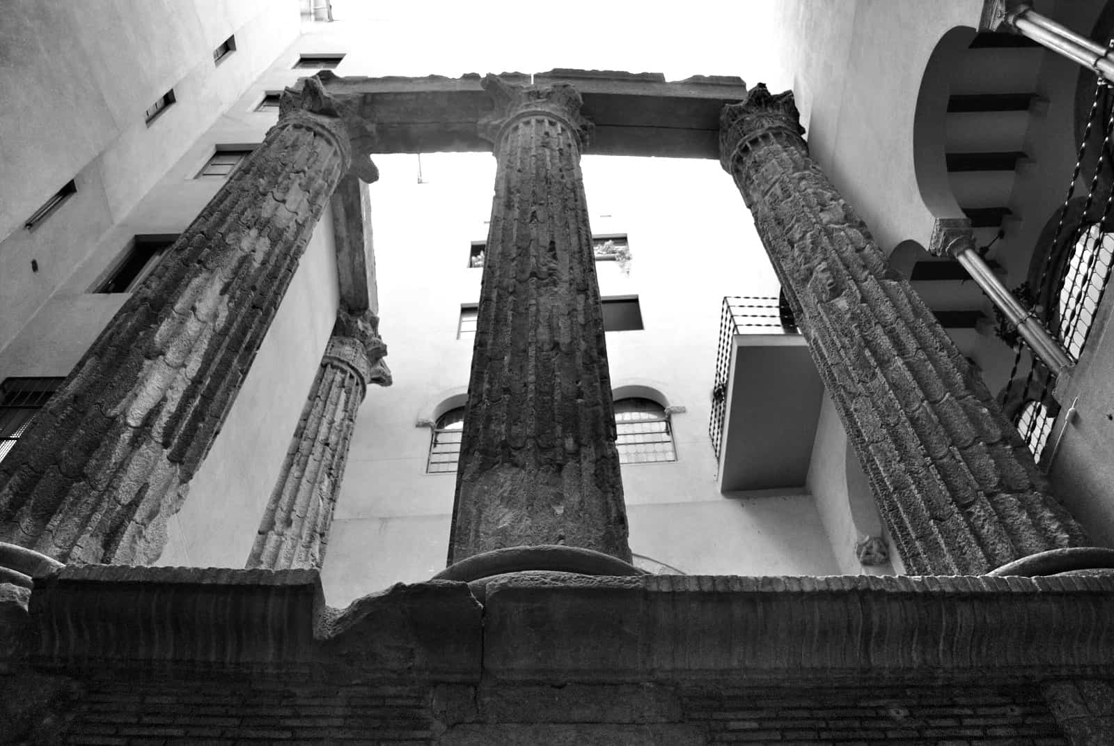 Temple of Augustus Barcino
