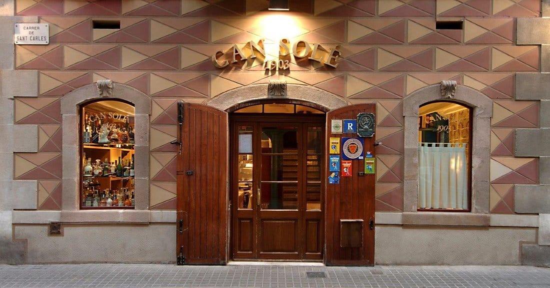 Can Solé Barcelona