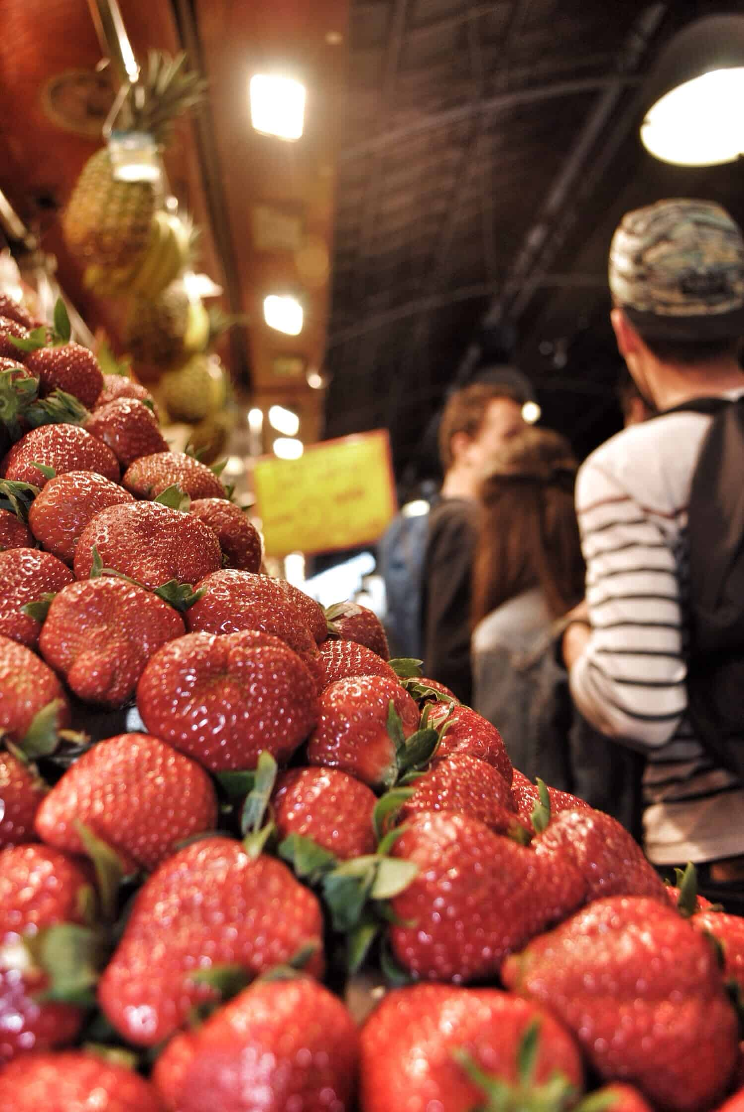 La Boqueria Fruit