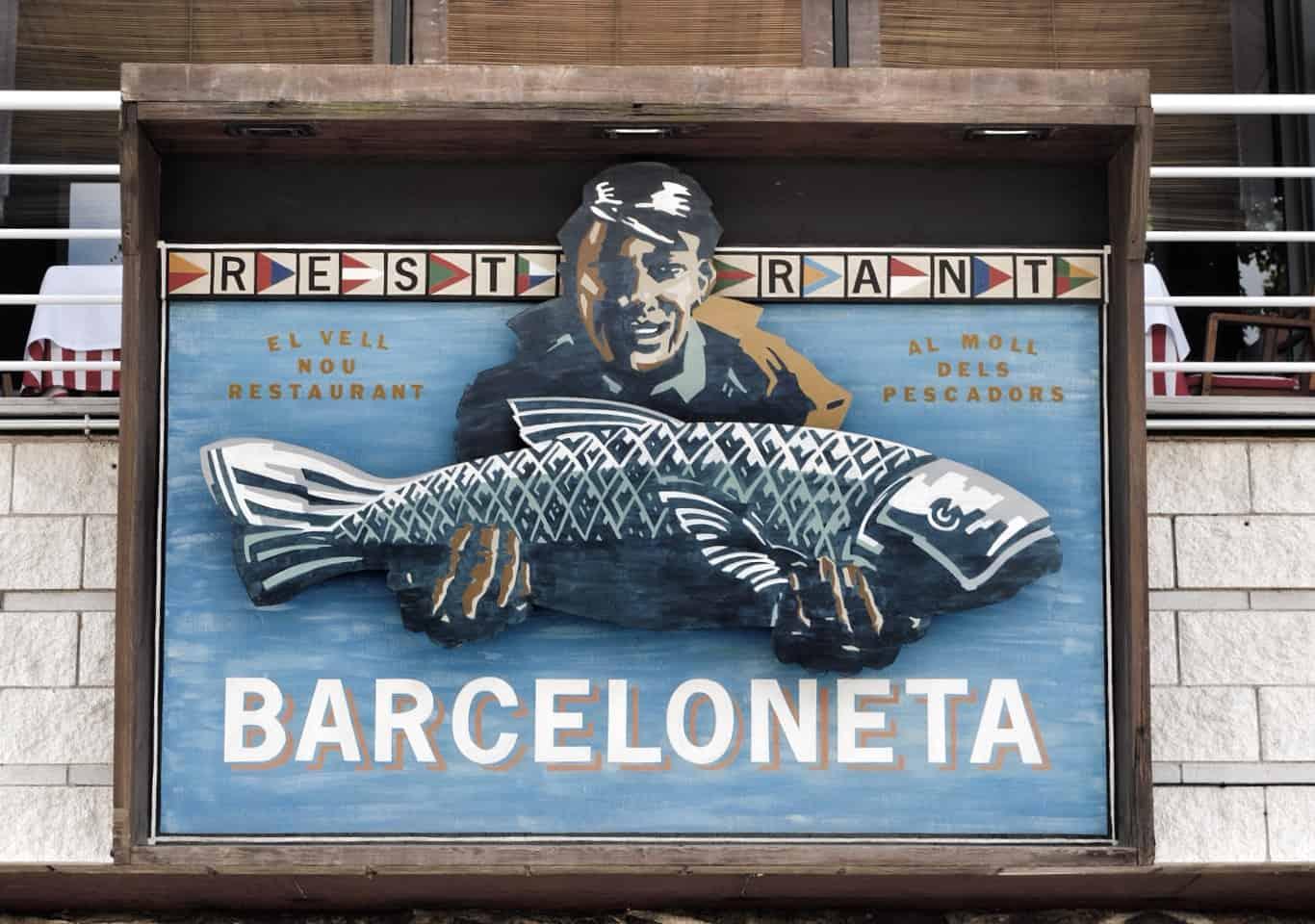 Restaurant Barceloneta, Barcelona