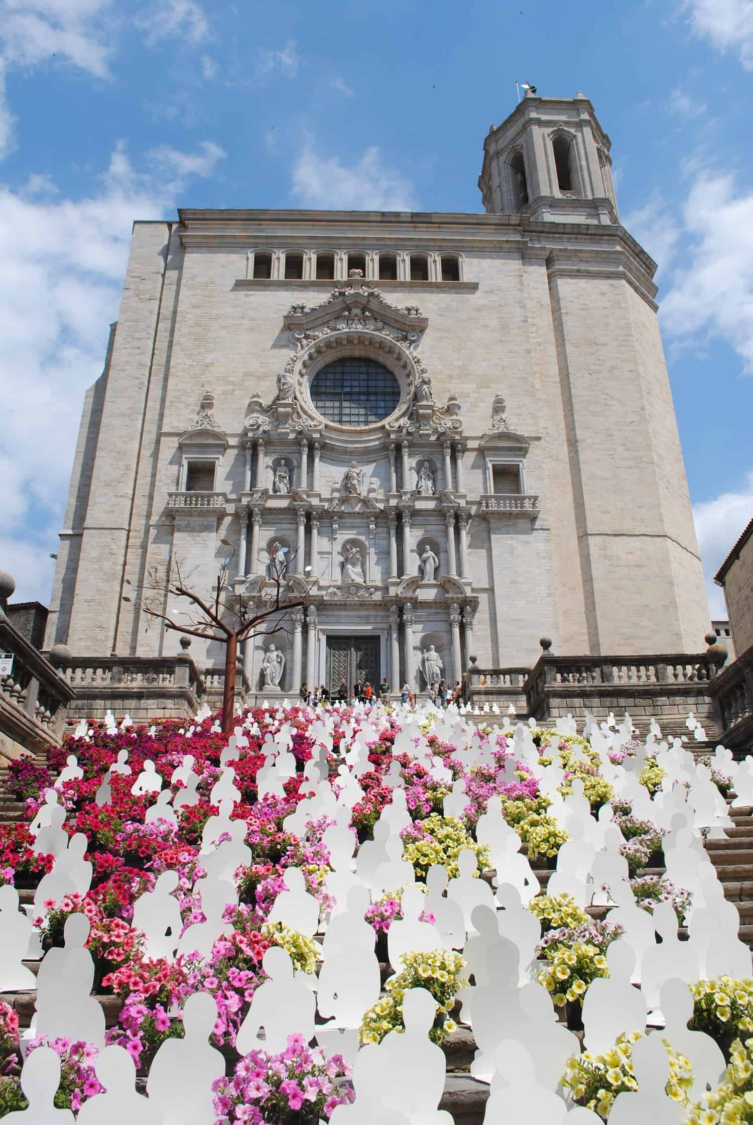 TempsTemps de Flors 2014 Cathedral Steps de Flors 2014 Cathedral Steps