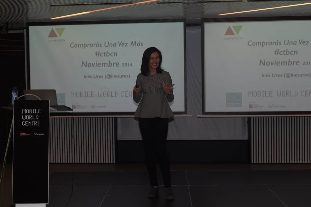 Inés Ures, CMO en Groupalia