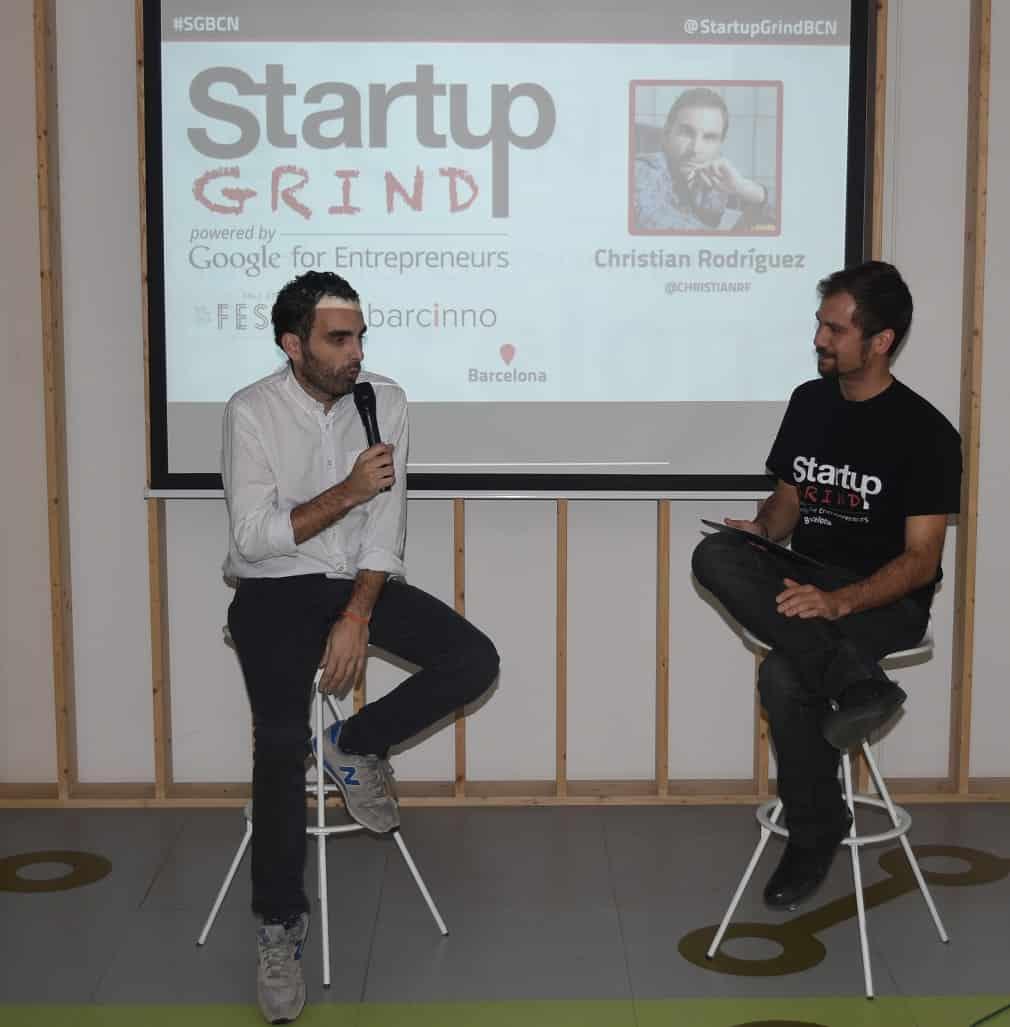 Christian Rodríguez founder of ByHours.com