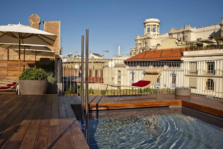 Mercer Hotel Barcelona Pool