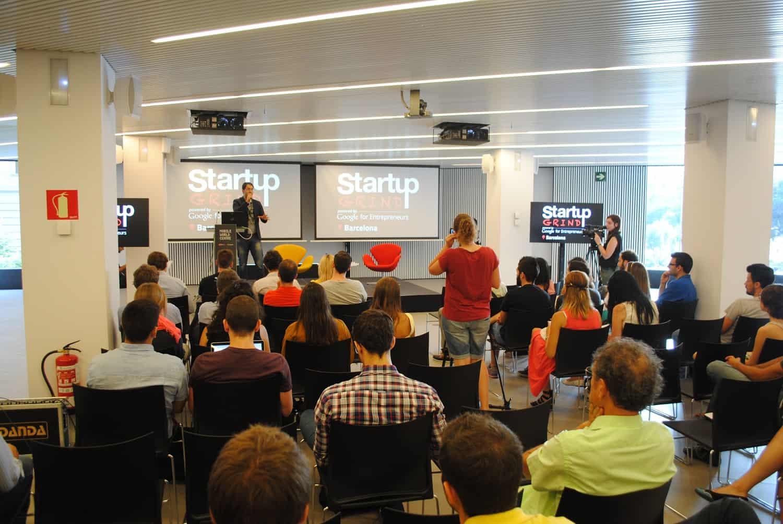 Startup Grind Barcelona July Event