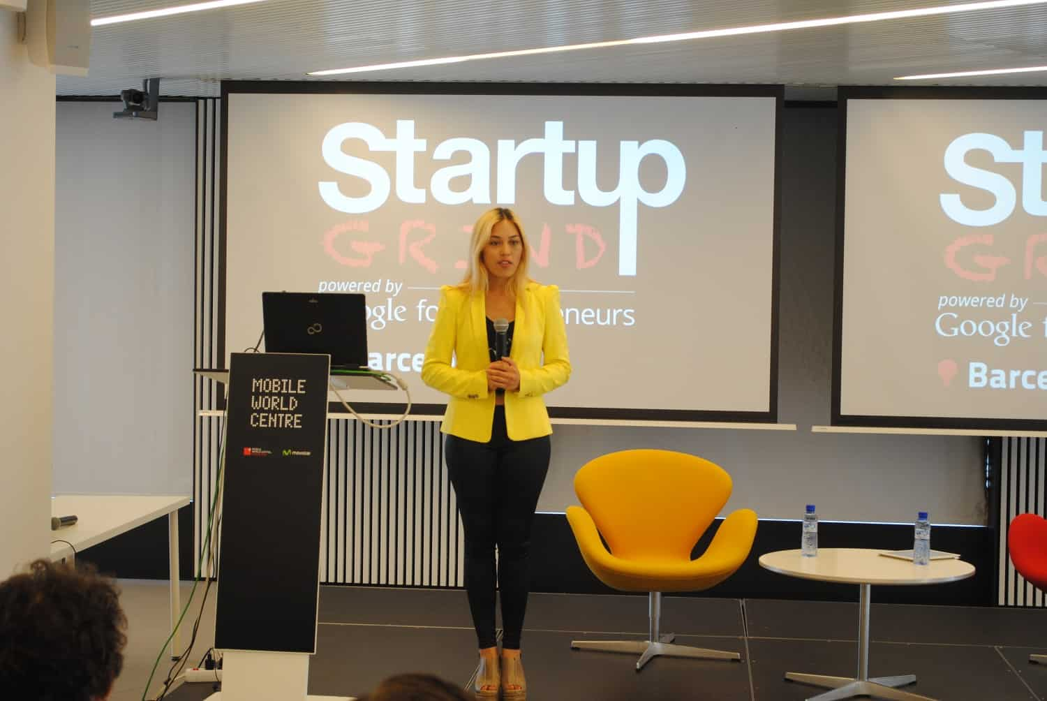 Startup Grind Dribble Dots