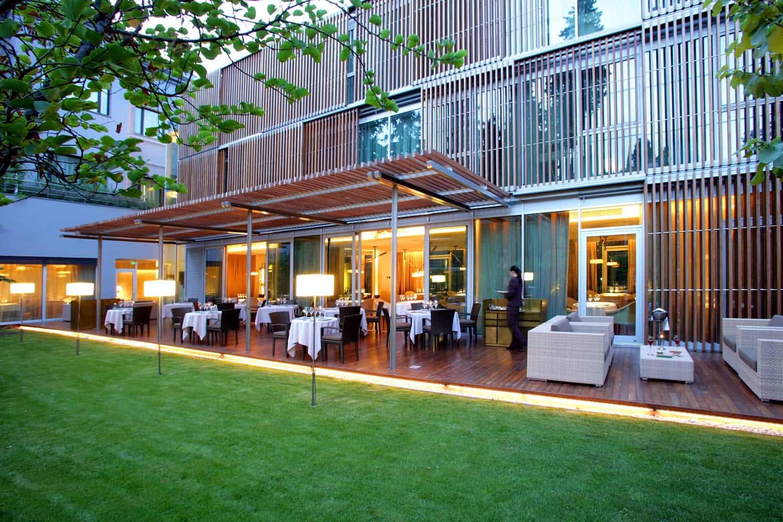 ABaC Restaurante Terraza