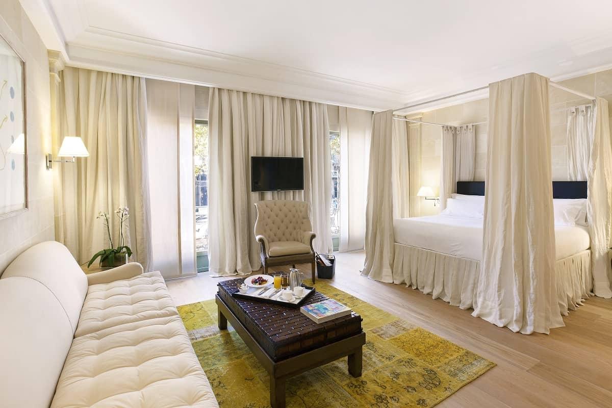 Junior Suite Majestic Hotel & Spa Barcelona