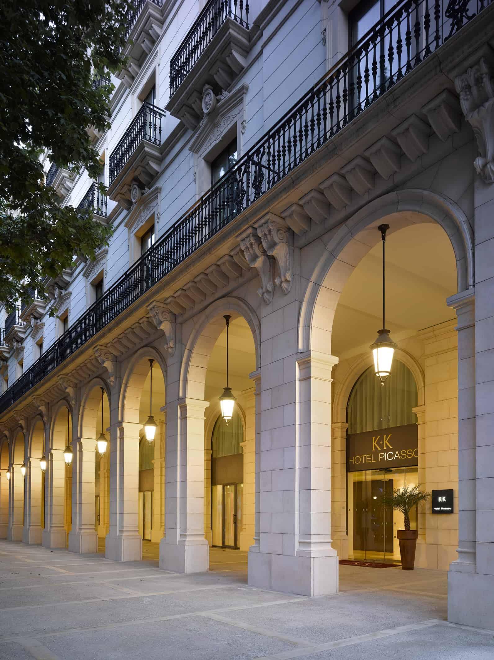 K+K Hotel Picasso Barcelona