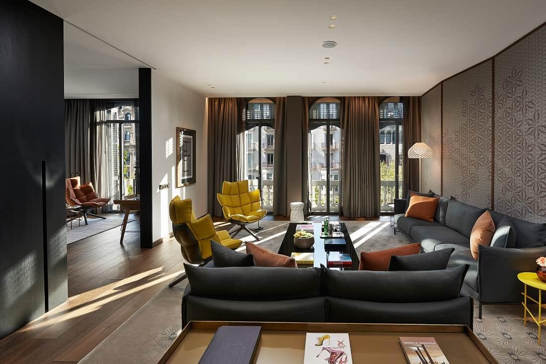 Premier Suite Mandarin Oriental Hotel Barcelona