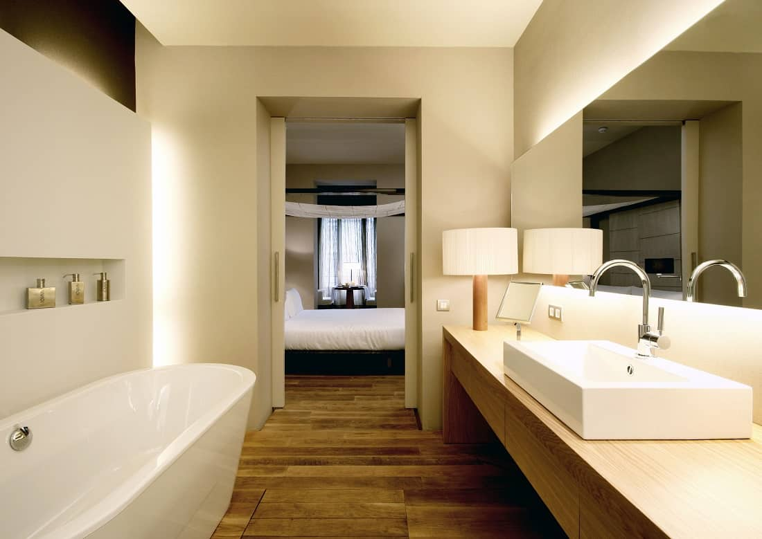 Hotel Omm Suite Interior