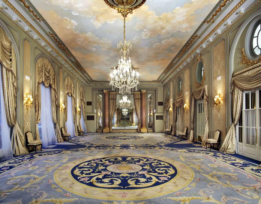 El Palace Hotel Barcelona Salón Gran Vía