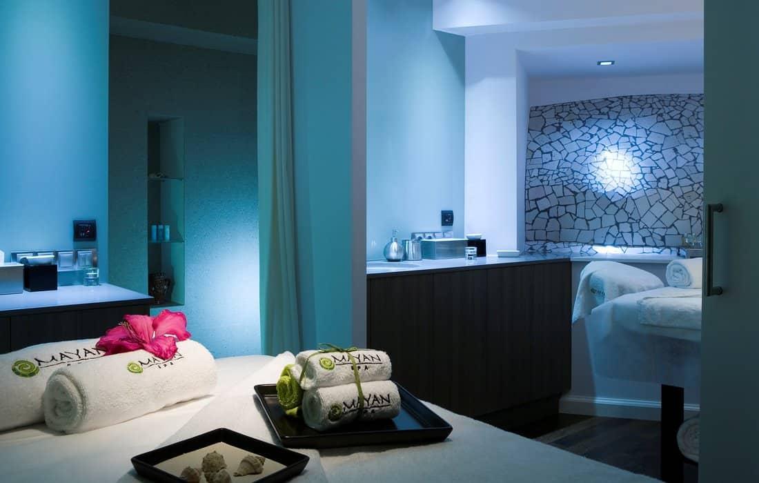 Mayan Spa at El Palace Hotel