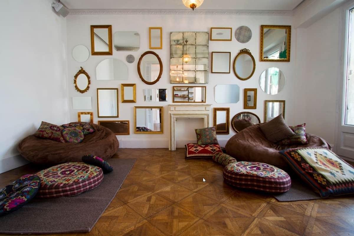 Casa Gracia Living Room